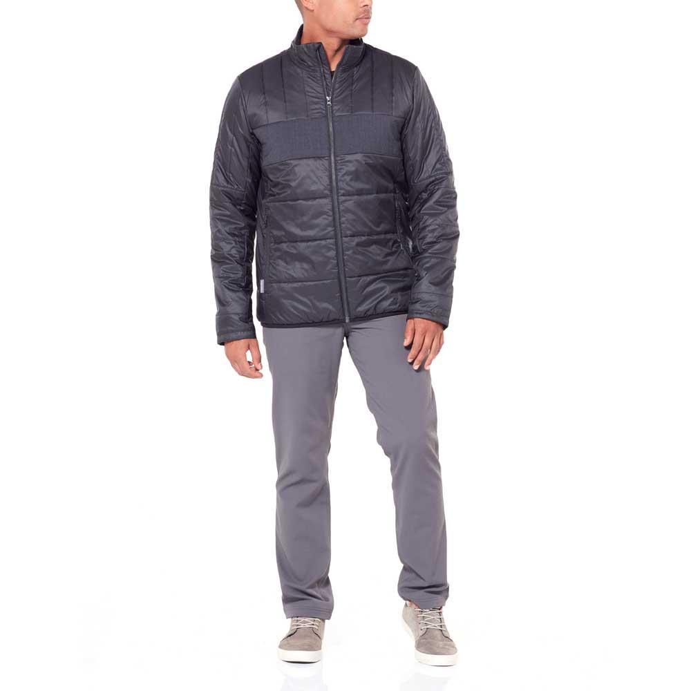 Icebreaker Ainsworth Hooded Jacket Men black | Gode tilbud