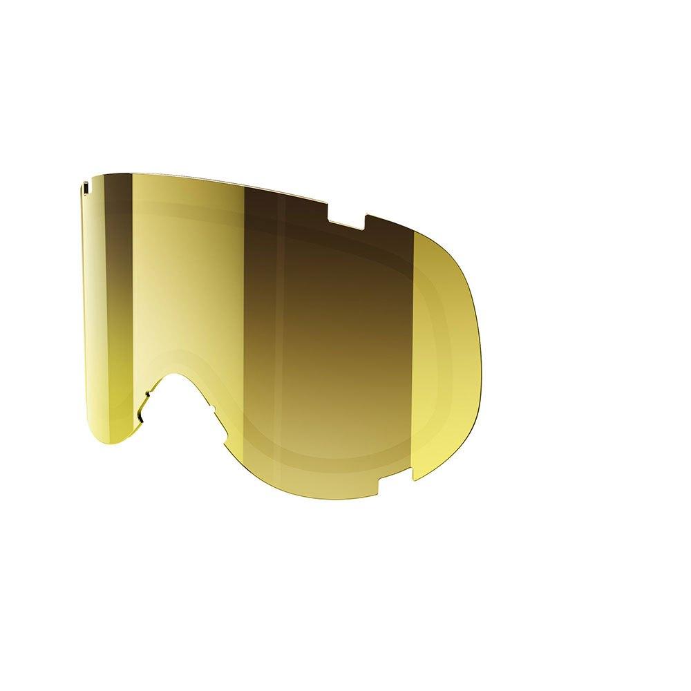 Poc Cornea Clarity Spare Lens Golden buy and offers on Snowinn cad1474759244