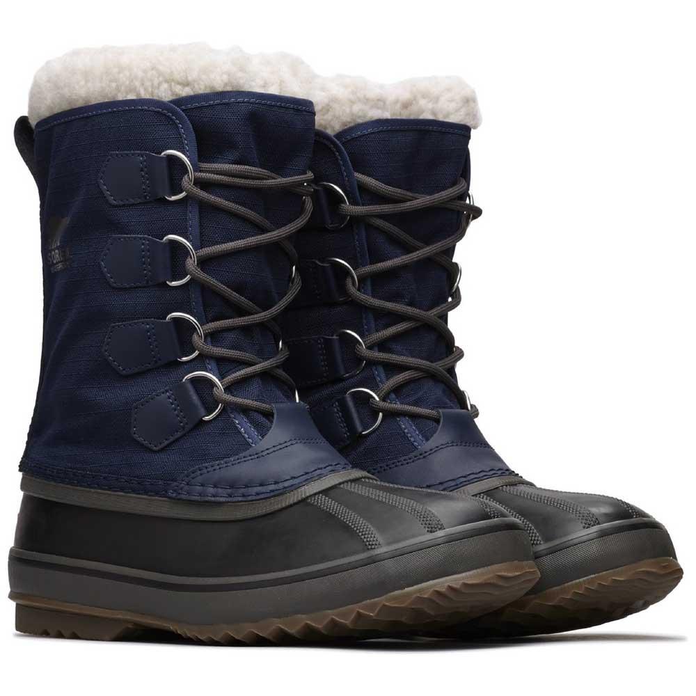 1f32e58981 Sorel 1964 Pack Nylon Blue buy and offers on Snowinn