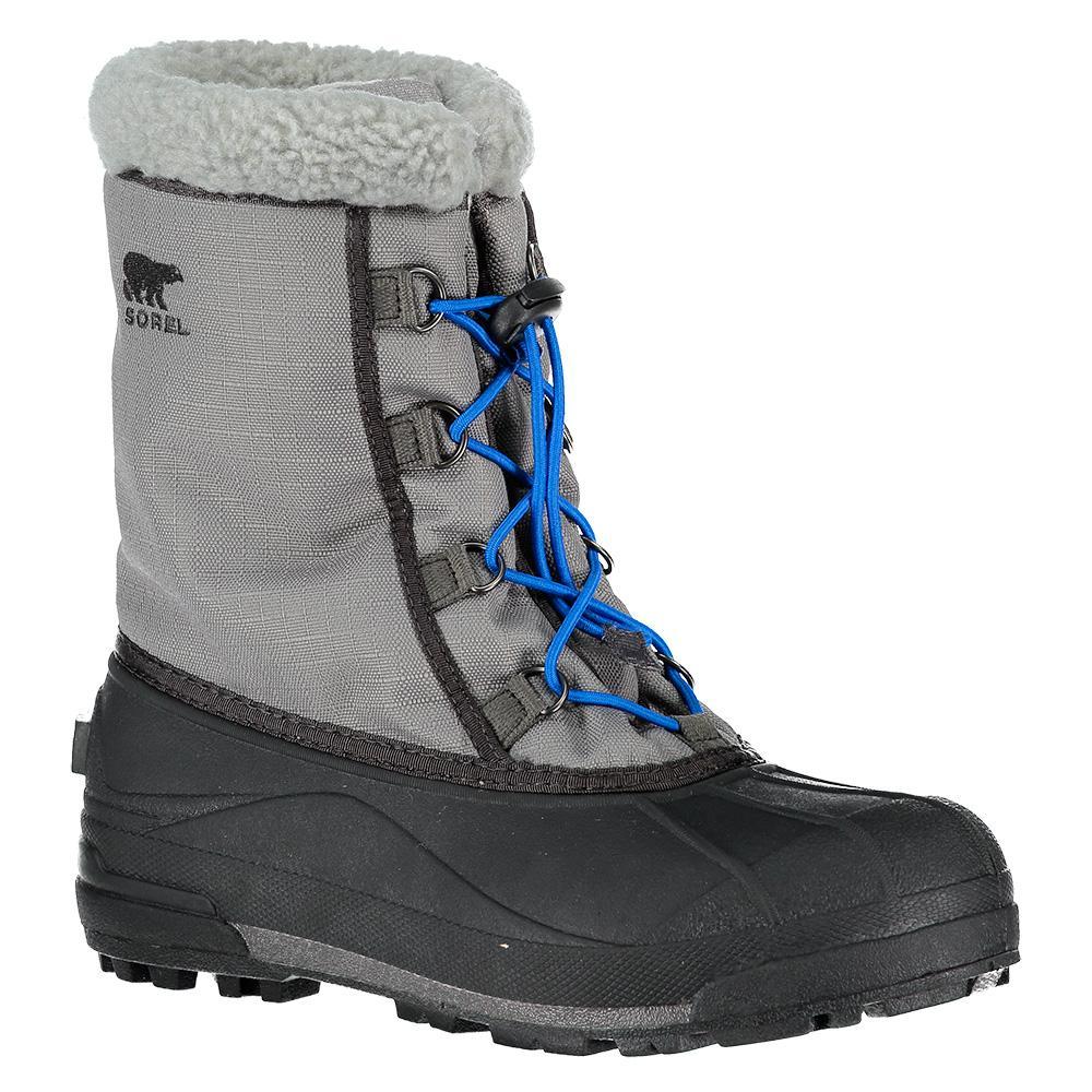 d24268b9 Sorel Youth Cumberland Black buy and offers on Snowinn