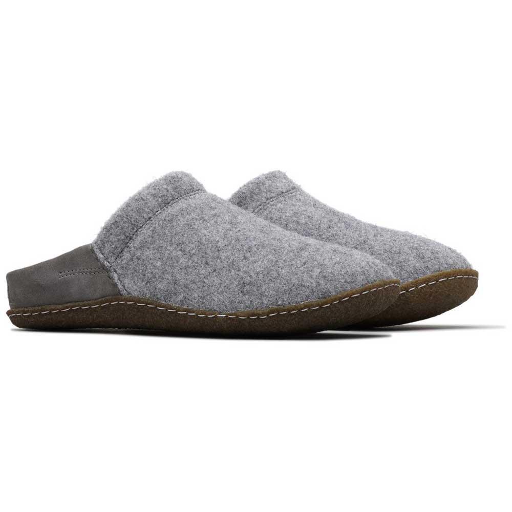 how to clean sorel nakiska slippers