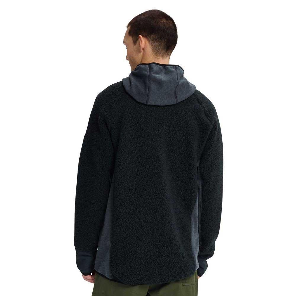 Burton Mens Minturn Hooded Full-Zip