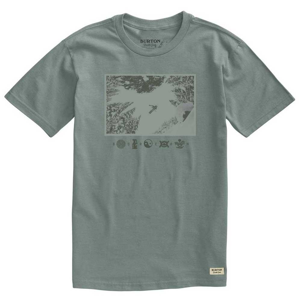 Hombre Burton Windout Camiseta