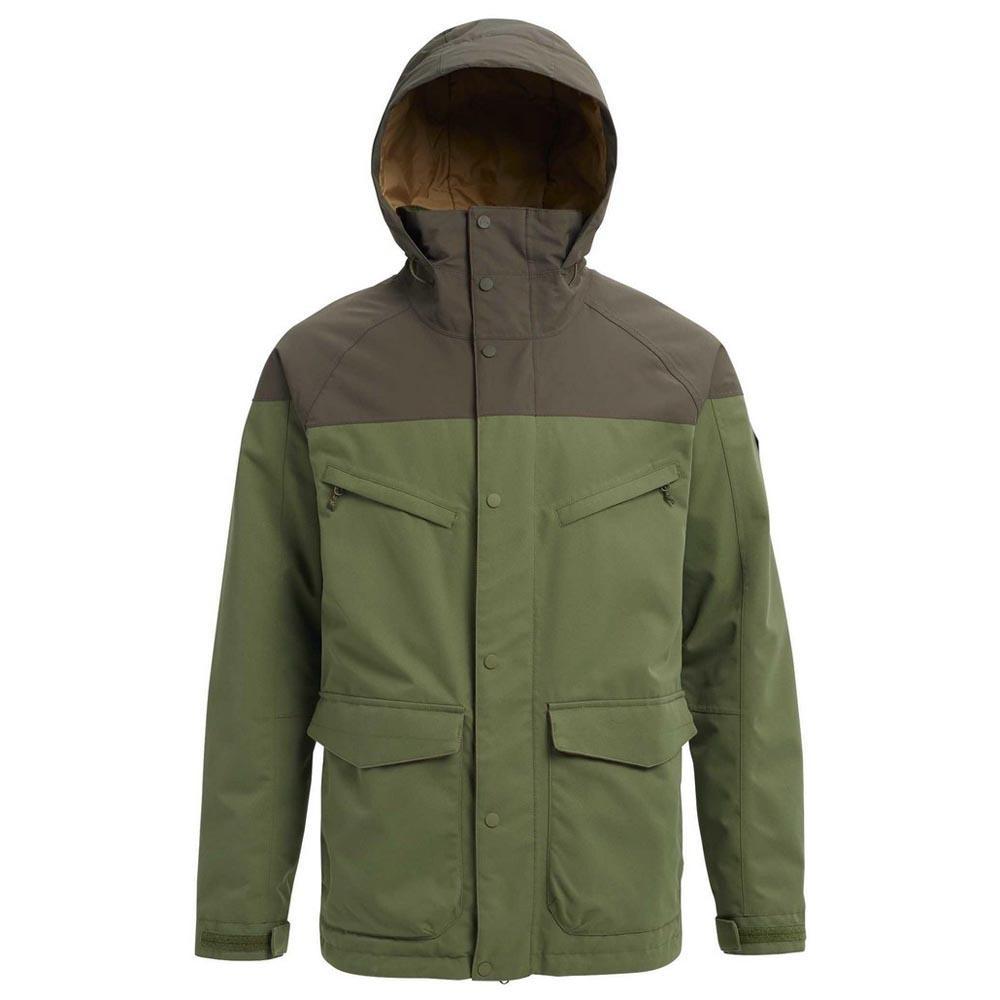 Burton Breach Verde comprare e offerta su Snowinn 48649ed21cc5