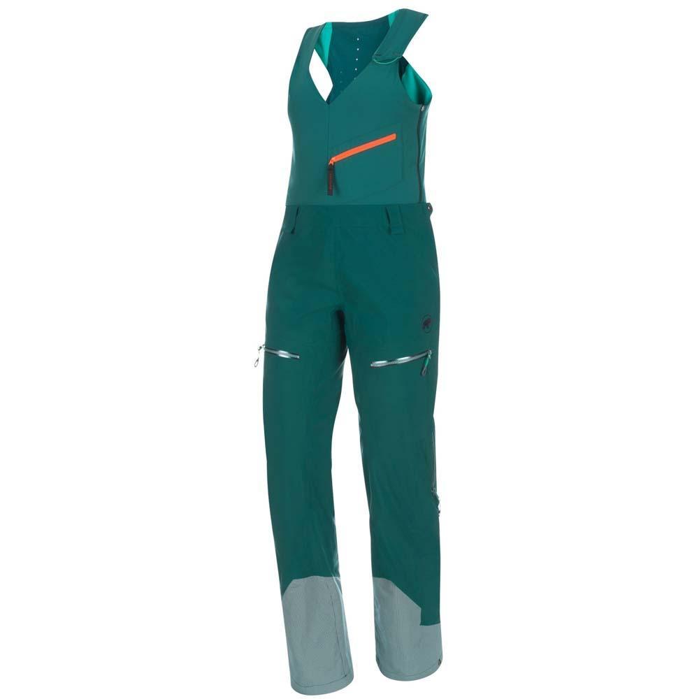 on wholesale cheapest where can i buy Mammut Alyeska HS Soft Bib Green buy and offers on Snowinn