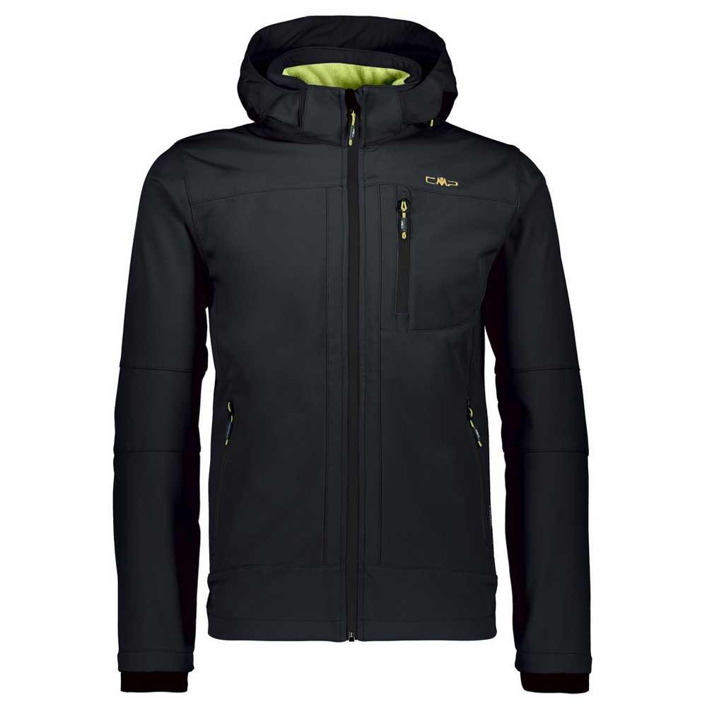 Cmp Man Jacket Zip Hood Nero comprare e offerta su Snowinn