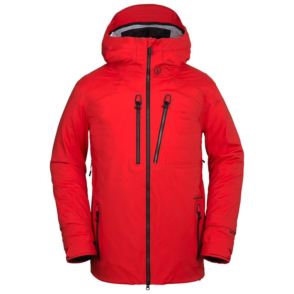 Volcom Guch 3 Layer Stretch Gore Tex Snow Jacket Chaqueta