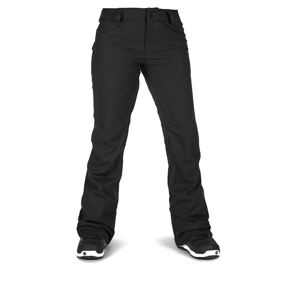 Salomon Lightning Warm Sshell Pants Black, Snowinn