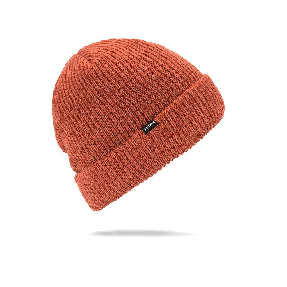 18310e6ae20 Volcom Sweep Lined Beanie Orange buy and offers on Snowinn