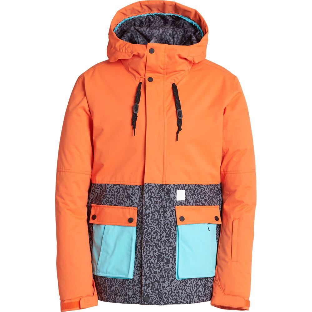 Billabong Fifty 50 Orange buy and offers on Snowinn 5c9b6230cbb