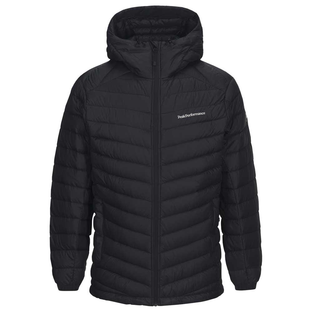 Peak performance Frost Down Hood Black buy and offers on ...