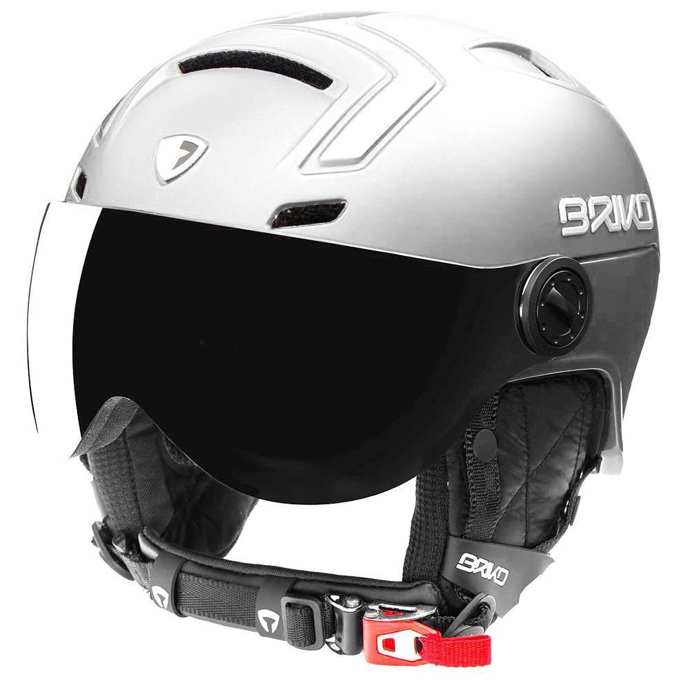 ff91cbb45426 Briko Stromboli Visor 1V White buy and offers on Snowinn