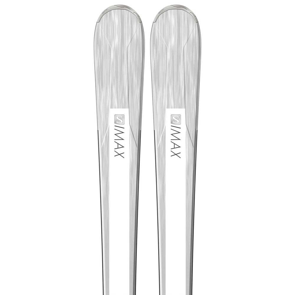 Salomon E SMax 6+Lithium 10 W Grey buy and offers on Snowinn
