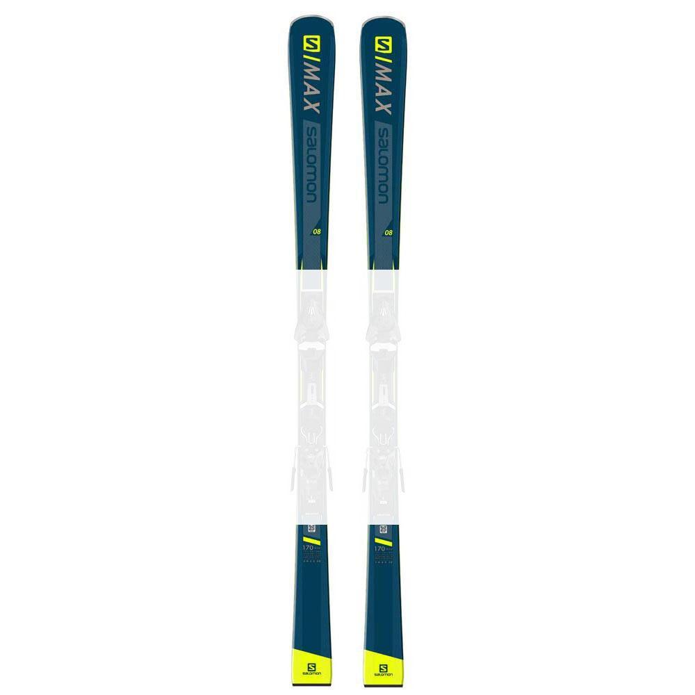 NEW SALOMON S Max W 6 Ladies Skis + Salomon Mercury 11