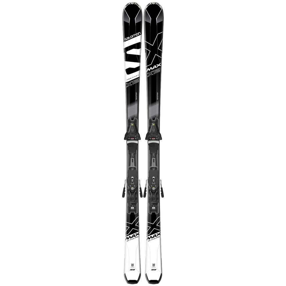 Salomon X Max X12+XT12 White buy and offers on Snowinn