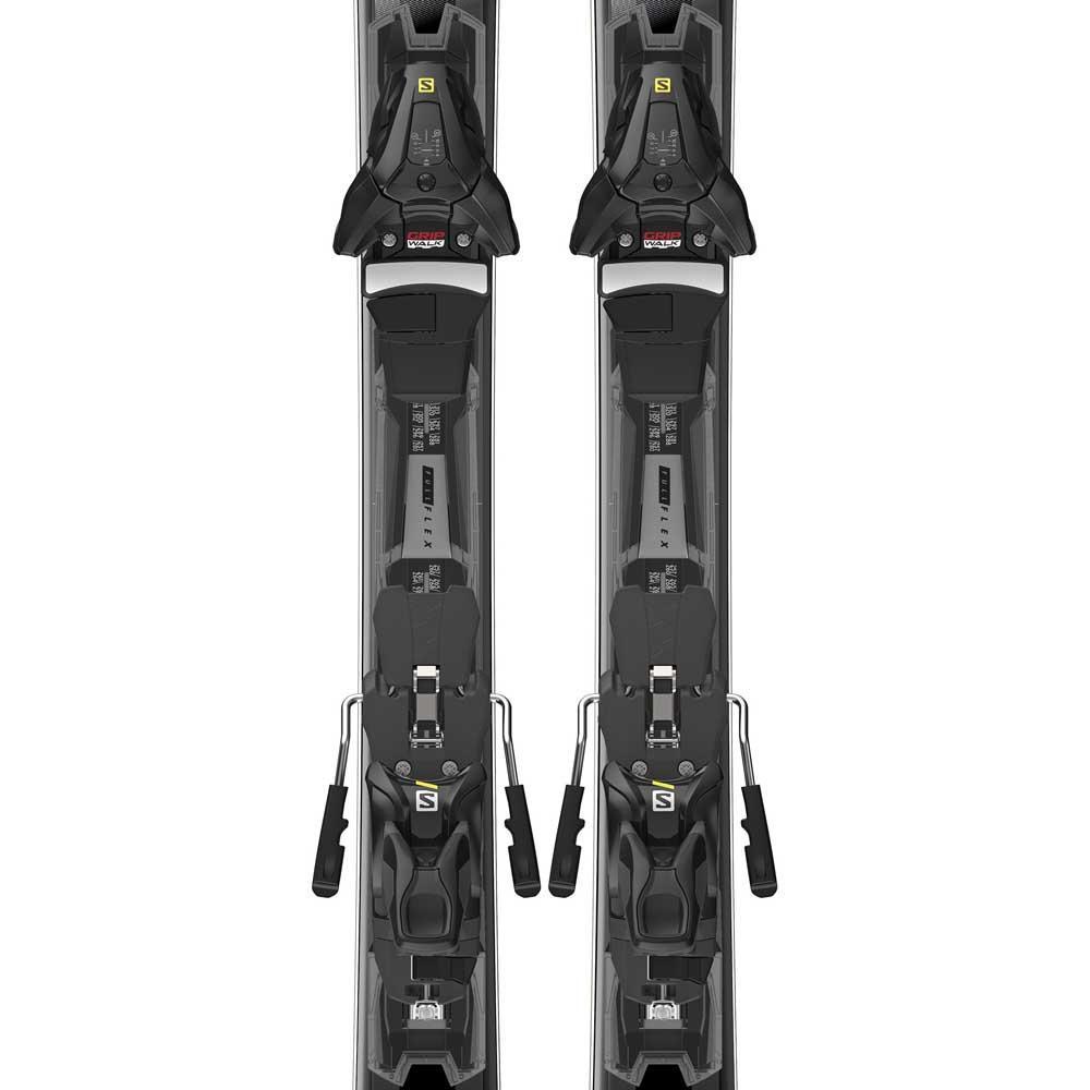 Narty Salomon X MAX X12 + XT12 Ti BlackWhite 2018