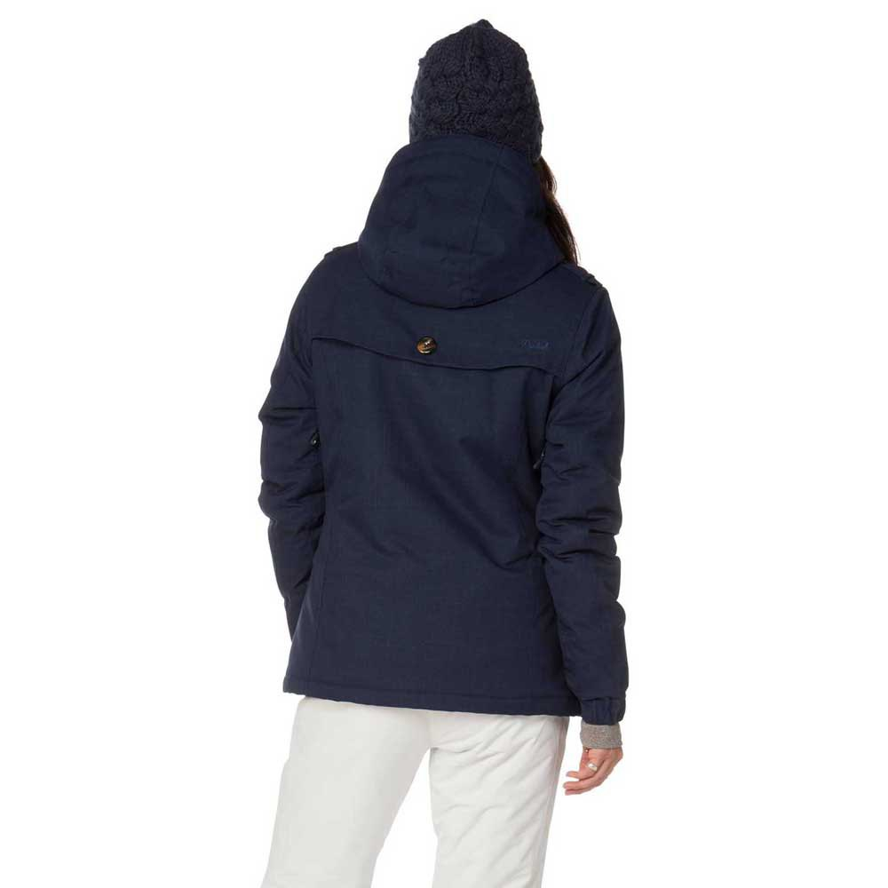 ski jack Ultimate Snow Action donkerblauw