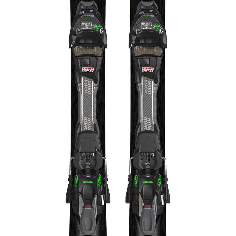 K2 Ikonic 80Ti+Mxc 12 Tcx Light Quikclik Black, Snowinn