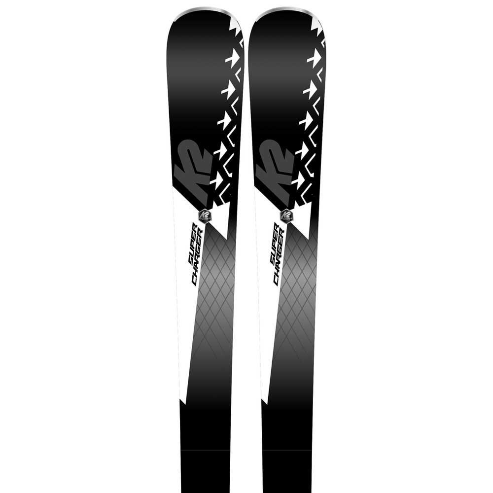 K2 Super Charger+Mxcell 12 Tcx D Negro, Snowinn