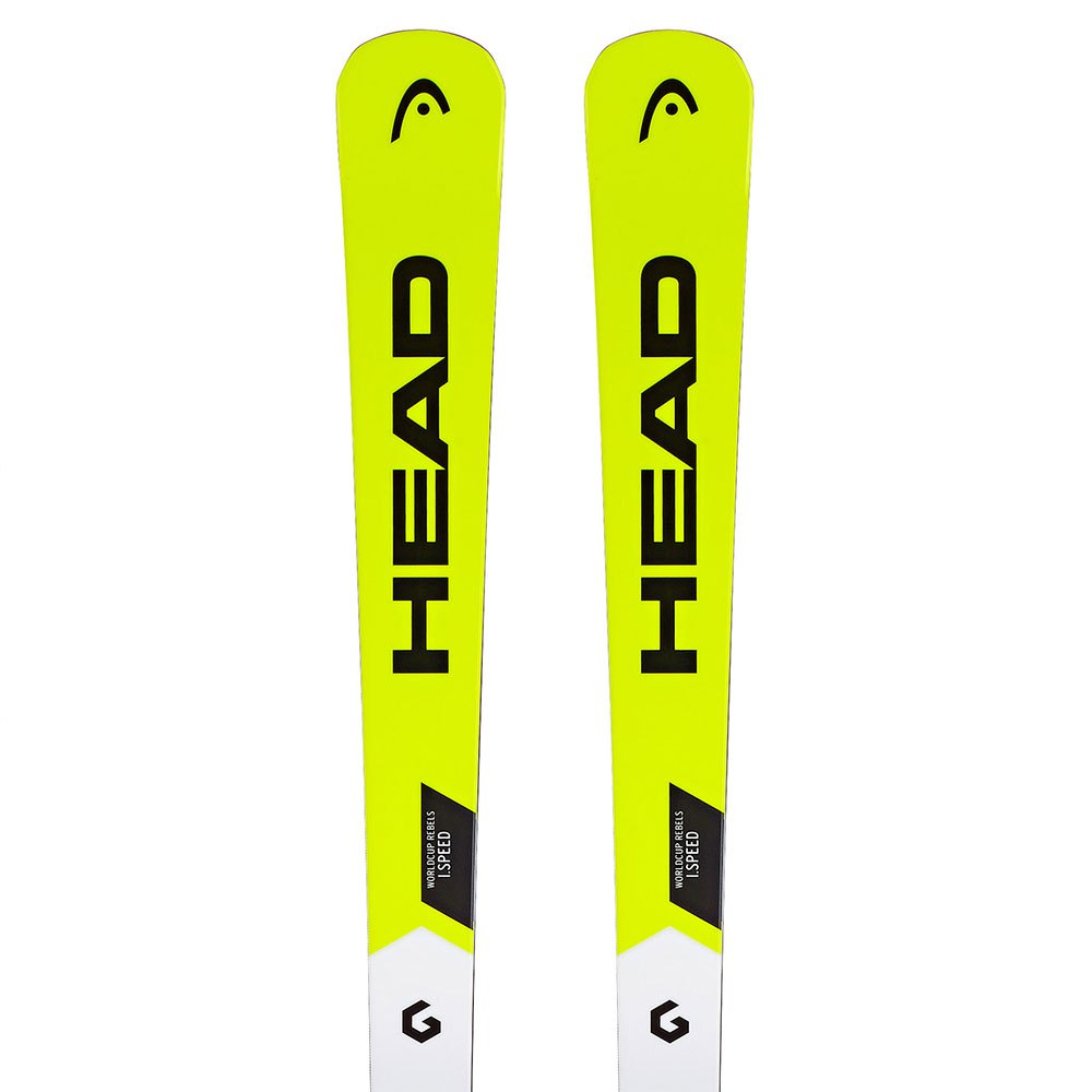 Head Worldcup Rebels I.Speed Race Plate Evo 14