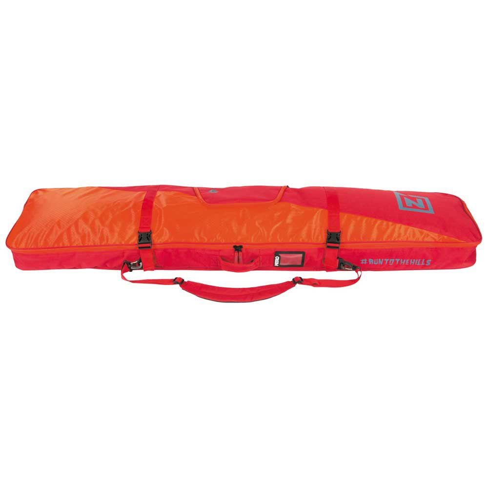 Nitro Cargo Board Bag Red buy and offers on Snowinn d65c382a47