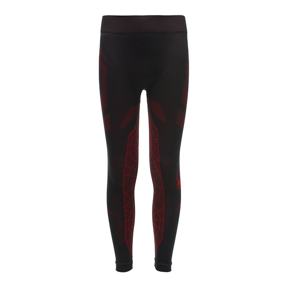 unterwasche-spyder-caden-baselayer-s-m-black-red