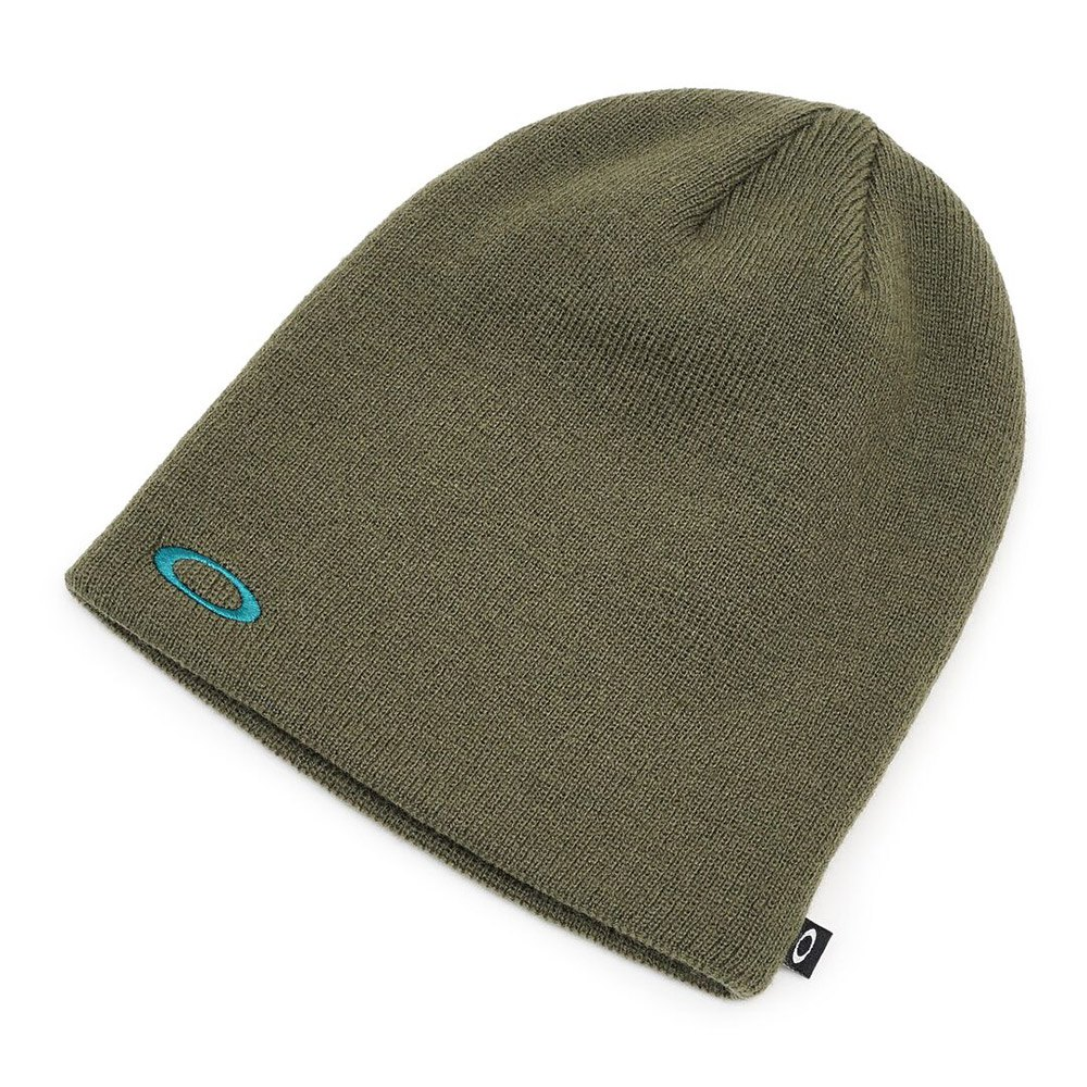 kopfbedeckung-oakley-fine-knit-beanie-one-size-dark-brush