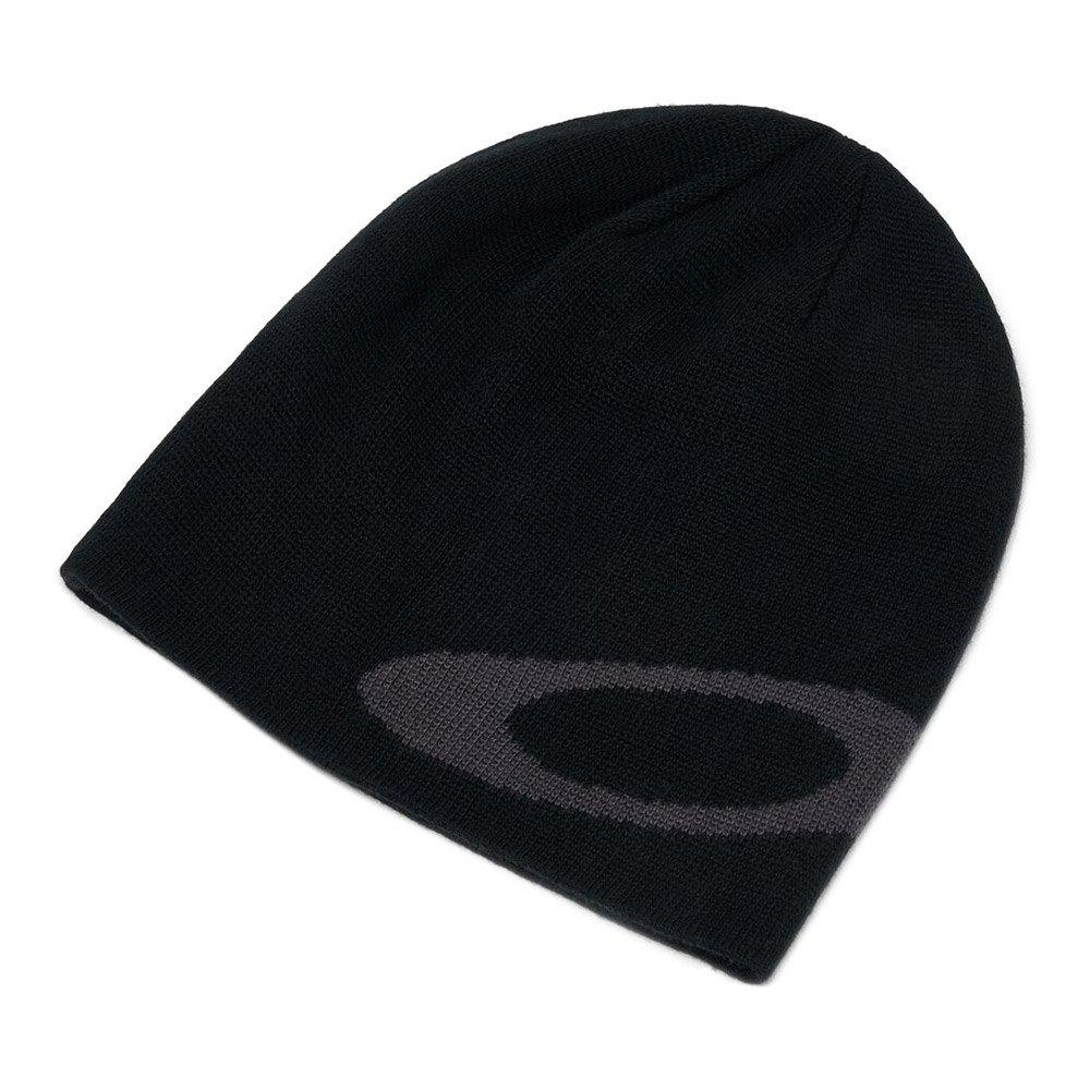 kopfbedeckung-oakley-beanie-ellipse-one-size-blackout