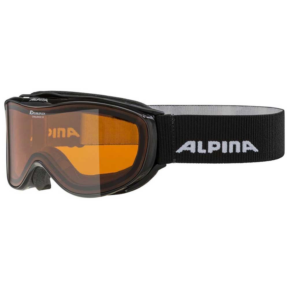Alpina Challenge 2.0 Dh Orange / Orange DH/CAT2 Black Transparent