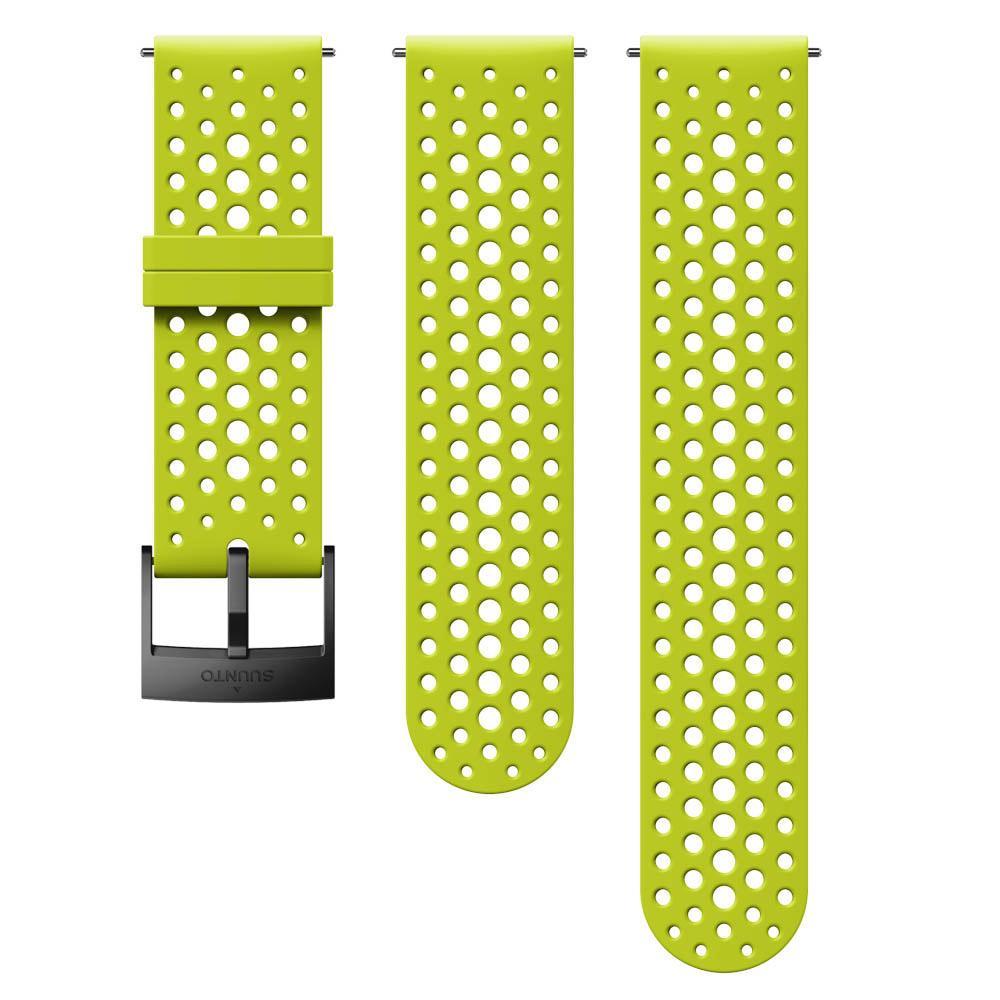 ersatzteile-suunto-athletic-1-silicone-strap-one-size-lime-black