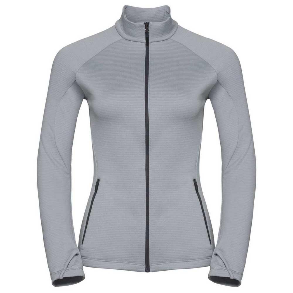 fleece-odlo-midlayer-full-zip-proita-xs-platinum-grey