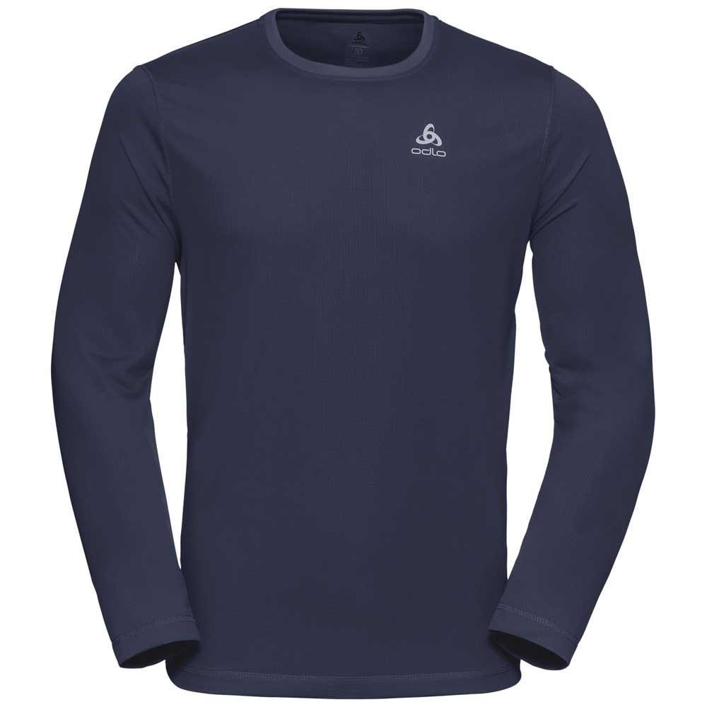 t-shirts-odlo-t-shirt-l-s-crew-neck-alvin-lo-xl-navy-new
