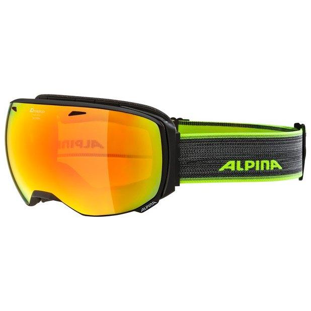 Alpina Big Horn Hm Spherical Orange / Orange MM Red/CAT2 Black Matt