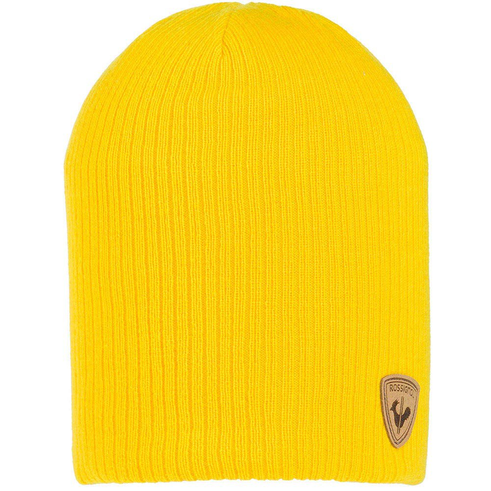 4f3ee54cfd7 Rossignol Jo Beanie Yellow buy and offers on Snowinn