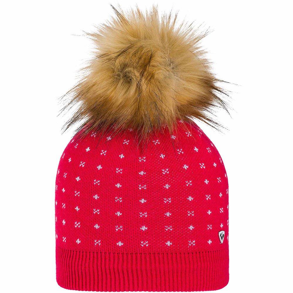 beeb8628bb9 Rossignol Myla Fur Red buy and offers on Snowinn