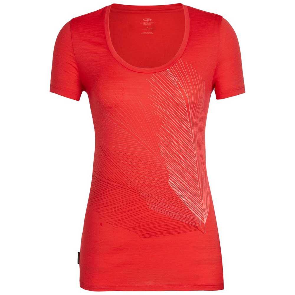 t-shirts-icebreaker-tech-lite-scoop-plume, 50.99 EUR @ snowinn-deutschland