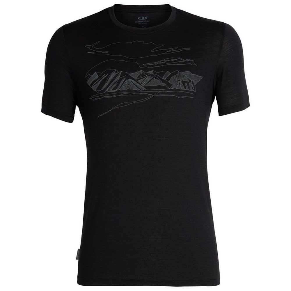 t-shirts-icebreaker-tech-lite-crewe-coronet-peak