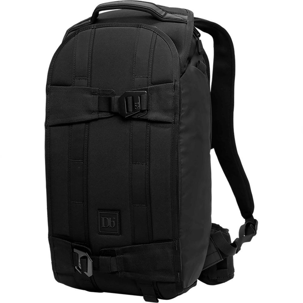 Black Out One Size Douchebags The Explorer Unisex Rucksack Snow Backpack