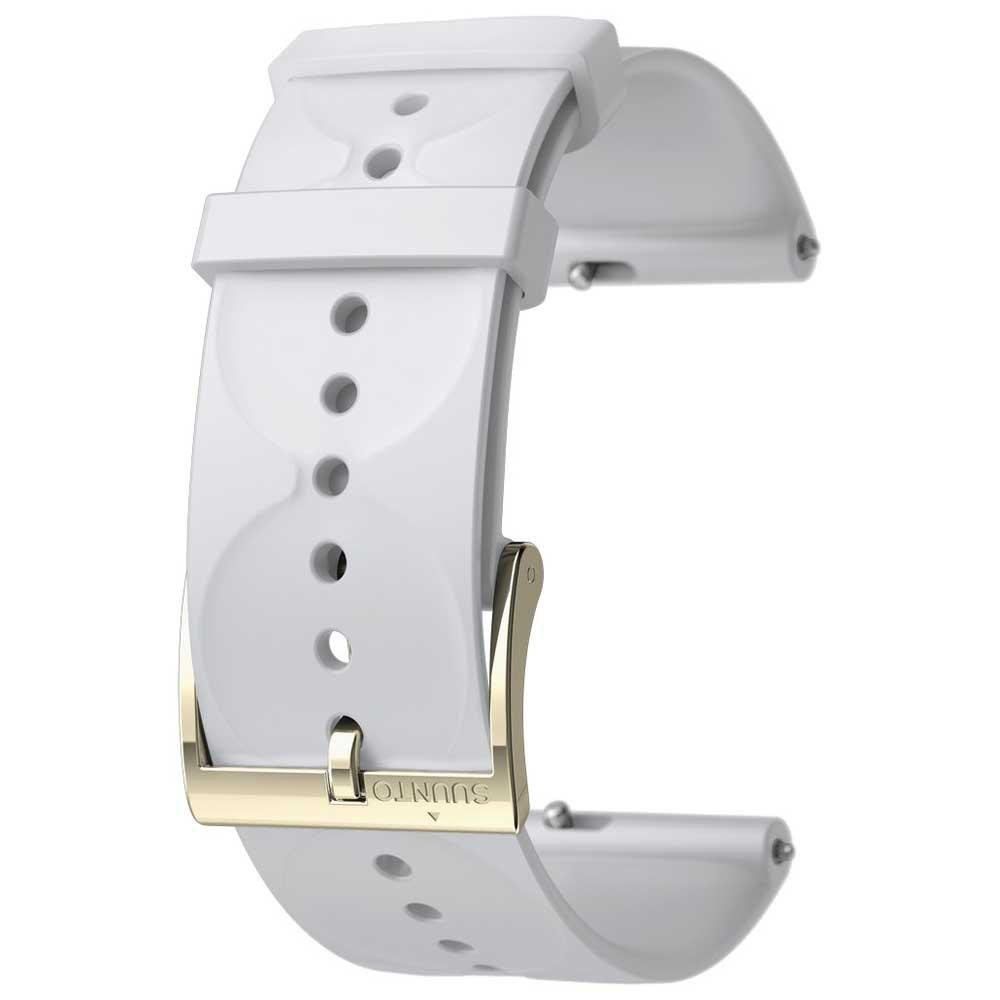 ersatzteile-suunto-urban-1-silicone-20mm-s-strap-one-size-white-gold