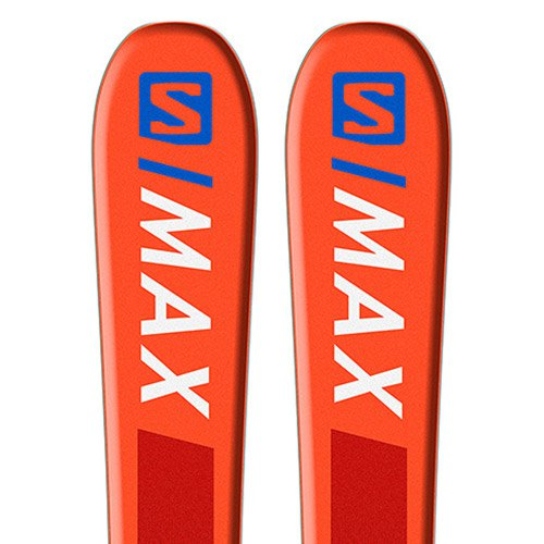 Pack de Esquí Salomon S Max Jr + C5 GW