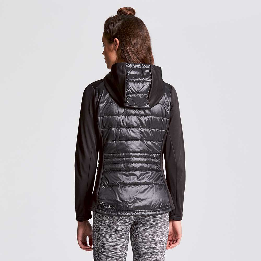 Dare2b Inset Womesn Wool Hybrid Insulated Jacket