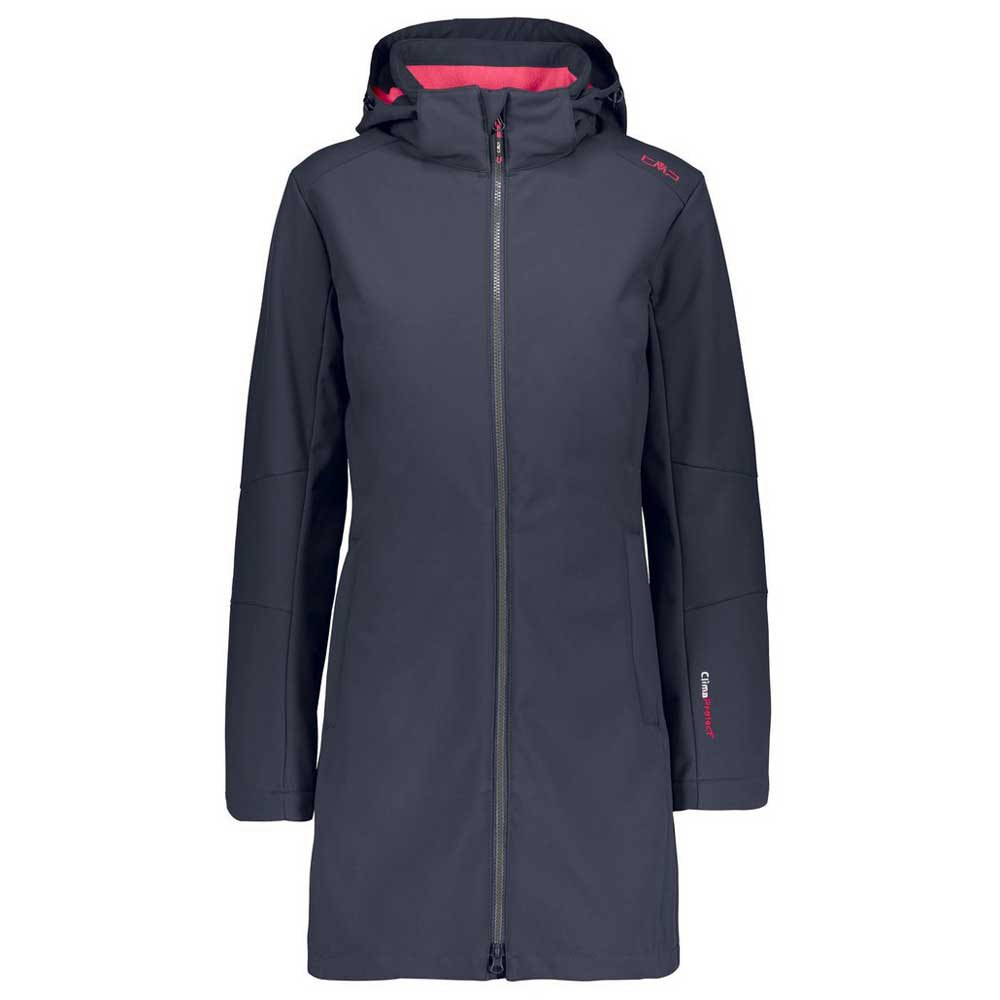 Cmp Woman Coat Zip Hood