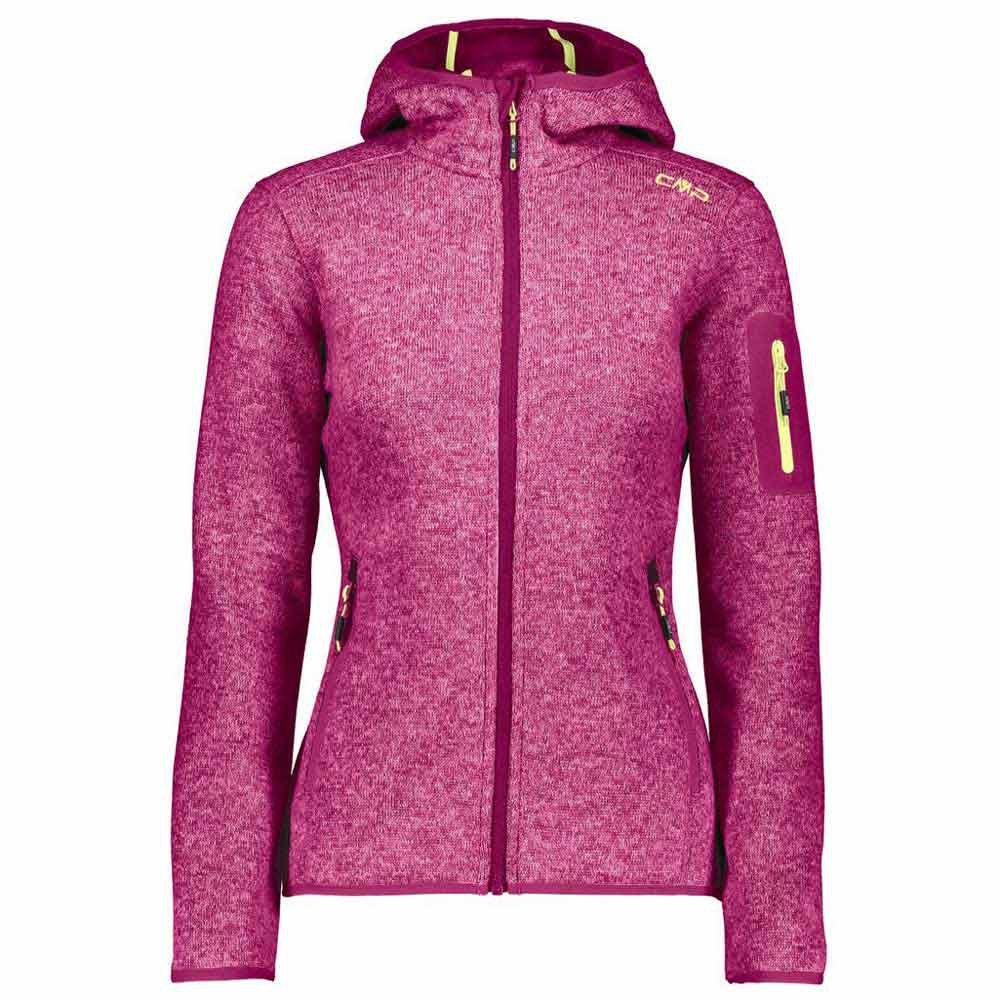 fleece-cmp-woman-jacket-fix-hood, 40.95 EUR @ snowinn-deutschland