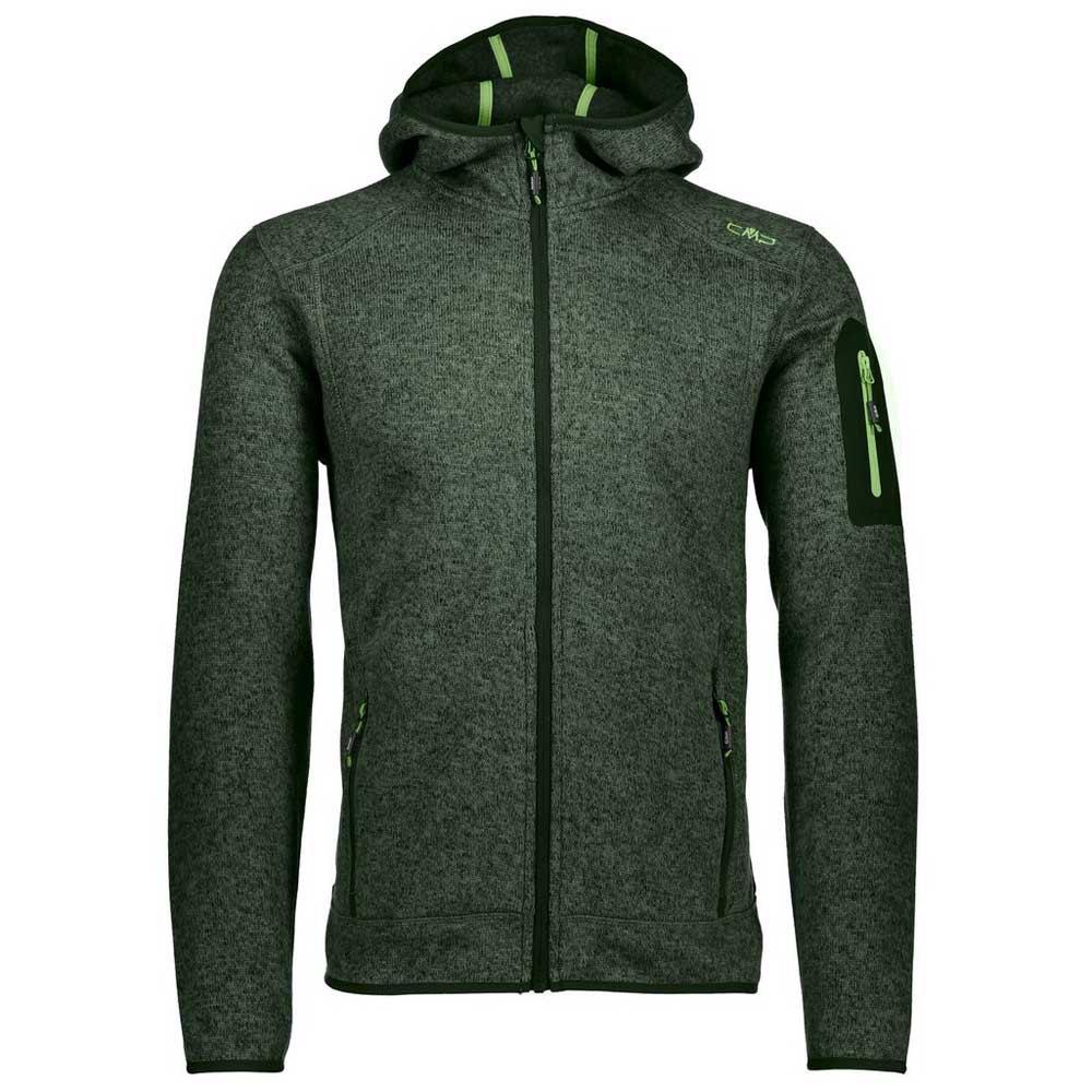 fleece-cmp-man-jacket-fix-hood, 43.45 EUR @ snowinn-deutschland