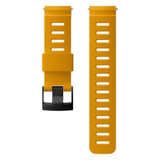 ersatzteile-suunto-24mm-dive-1-silicone-strap-m-amber-black