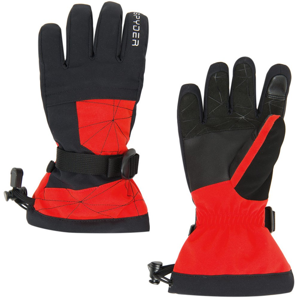 skihandschuhe-spyder-boys-overweb-ski-xl-volcano