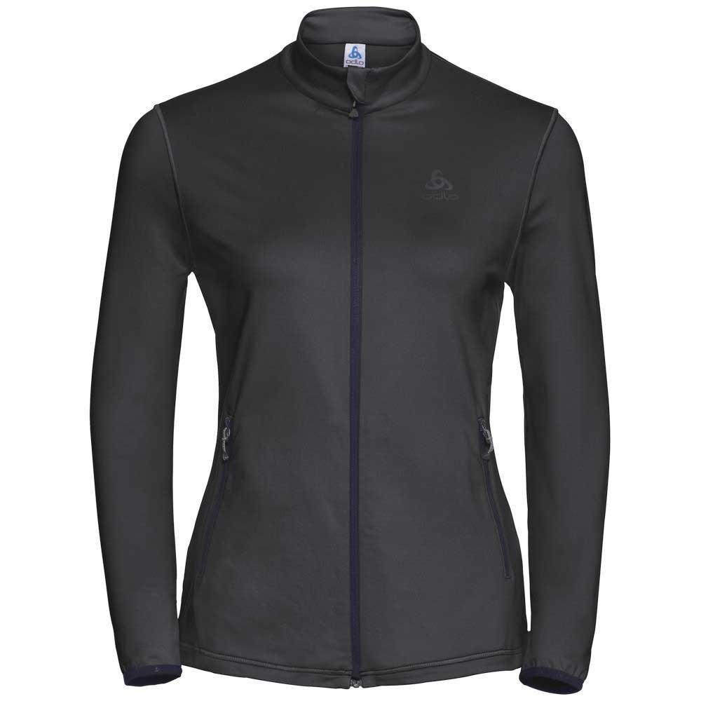 fleece-odlo-alagna-midlayer-full-zip-s-odlo-graphite-grey