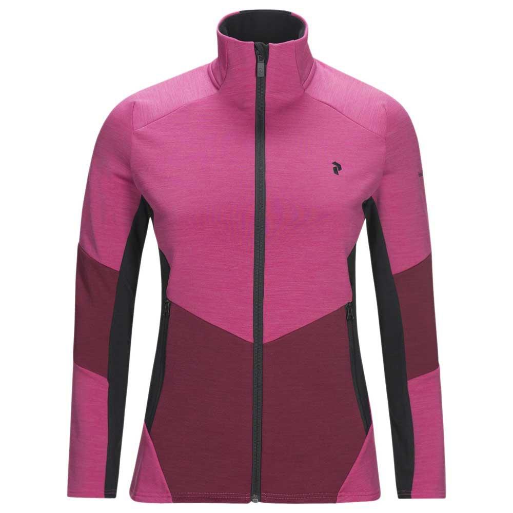 pullover-peak-performance-helio-mid-zip-m-power-pink