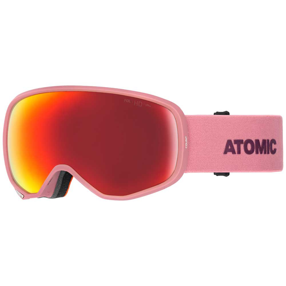 skibrillen-atomic-count-s-360-hd-small-red-hd-cat3-2-rose-nightshade