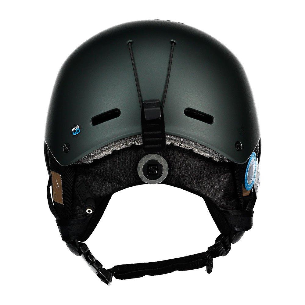 Salomon Sight Custom Air Ski Snowboard Helmet Green Gables